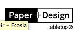 Paper+Design